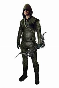 Green Arrow PNG Render by MrVideo-VidMan on DeviantArt