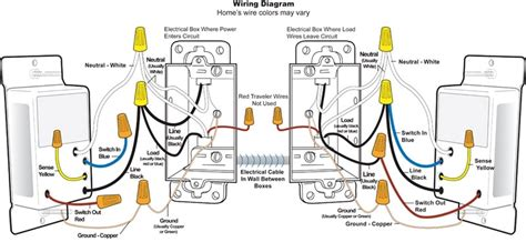 3 way switch wiring diagram throughout three circuit
