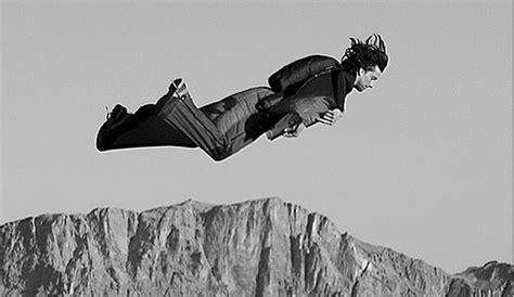 Fly High Dean Potter Dark Wizard Dies Tragic Wingsuit