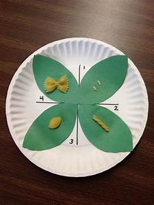 Life cycle craft idea: 4 leaves to form the shape of a ...