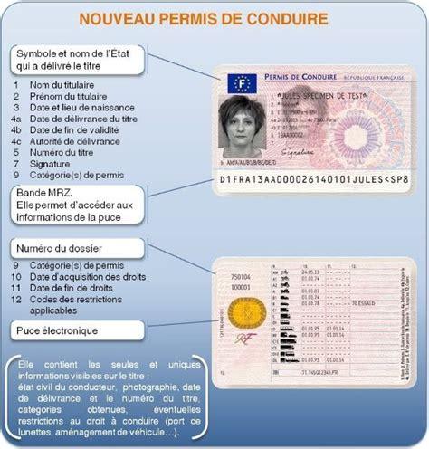 nouveau permis de conduire validité une bizarrerie sur le nouveau permis s 233 curis 233 permis de conduire auto evasion forum auto