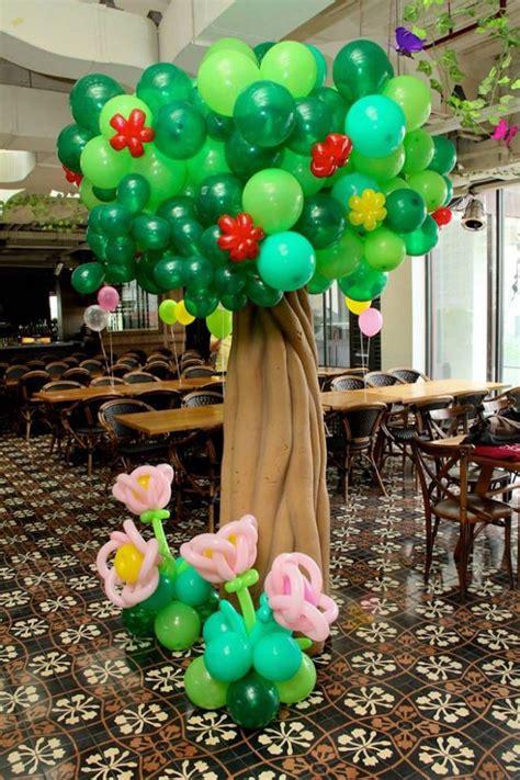 garden themed birthday via kara s ideas