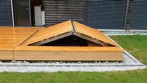 Abdeckung Whirlpool Jacuzzi : whirldeck halb muschel automatische whirlpool abdeckung hydrops sauna pinterest ~ Sanjose-hotels-ca.com Haus und Dekorationen