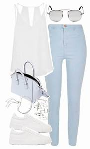 Light Blue Pants Womens Outfit With Beautiful Inspiration ...