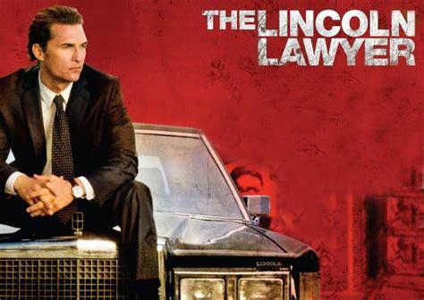 lincoln lawyer clip  poster filmofilia