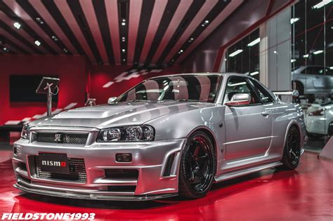 Nismo R34 Gtr Z Tune, State Of Art W Photo