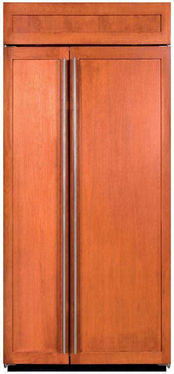 biso   built  side  side refrigerator