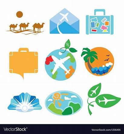 Travel Logos Vector Agencies Agency Clipart Clip