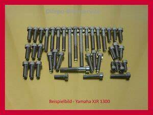 Yamaha Xjr 1300 Stainless Steel V2a Screw