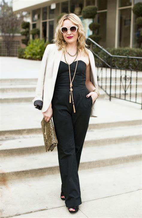 jumpsuit with blazer black jumpsuit with blazer wallpaper