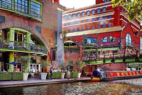 The regeneration of Birmingham's canalside   Express & Star