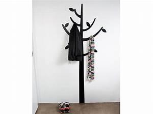 Porte Manteau Arbre Ikea : murs 40 id es pour leur donner du peps elle d coration ~ Dailycaller-alerts.com Idées de Décoration