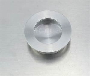 cabinet stainless steel 304 circular recessed concealed With circular door pulls