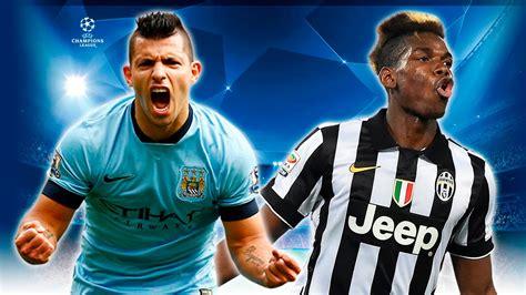 Juventus Vs Manchester City 2015  Uefa Champions League