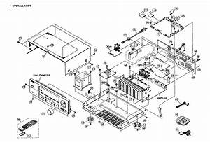 Yamaha Av Receiver Parts