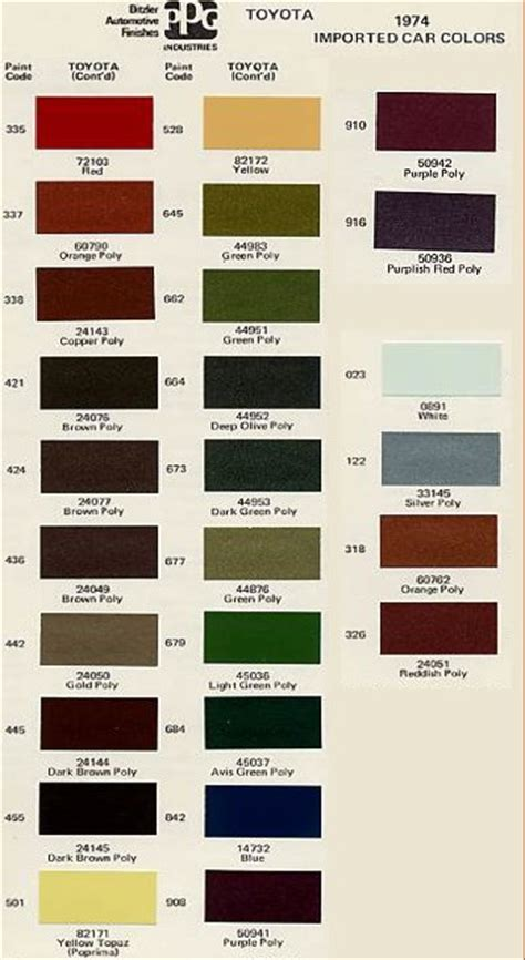 toyota interior color codes toyota color codes toyota 4runner interior colors the