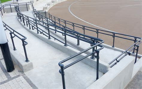 Build Cost Effective Ada Handrails Efficiently Without