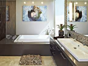 wall decorating ideas for bathrooms 5 great ideas for bathroom decor bathroom designs ideas