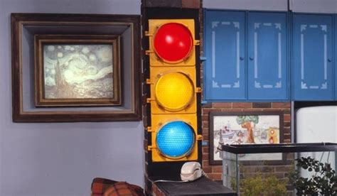 Mr Rogers Traffic Light