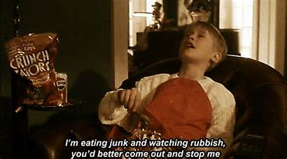 Alone Watching Stop Tv Wasting Anyone Binge