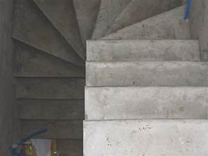 construction d39un escalier beton maisonapart With construction escalier beton interieur