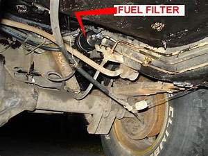 Inside The Old Fuel Filter   Pics    - Page 4