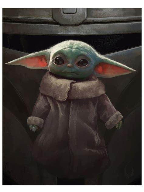 Pin by Jeanne Loves Horror💀🔪 on Baby Yoda | Baby yoda art ...