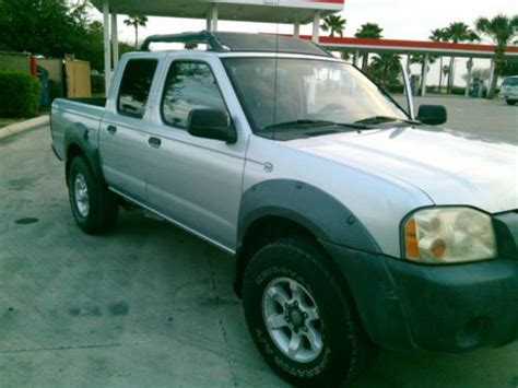 buy used 2001 nissan frontier sc crew cab 4 door 3 3l in mission united states