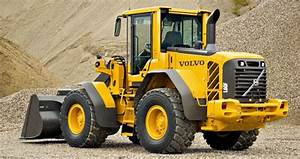 Volvo L60f Loaders Wheel Specification