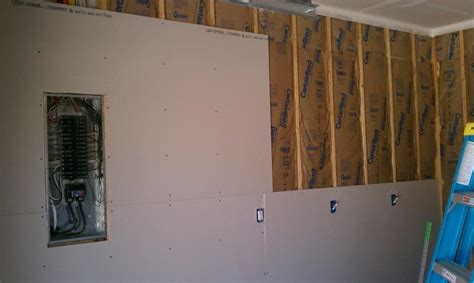 hanging cabinets on drywall indy monster garage llc drywall