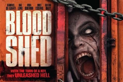 the blood of shed for you blood shed horror will take viewers into storage