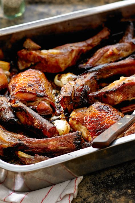 maple chicken  ribs recipe nyt cooking