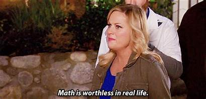 Math Leslie Knope Worthless Parks Homework Maths