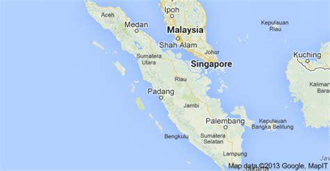 map sumatera utara sumatera utara