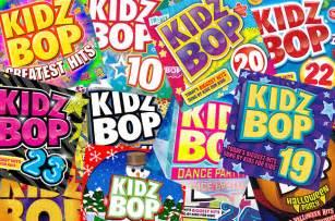 Kidz Bop Halloween kidz bop nation inside the best selling children s cd