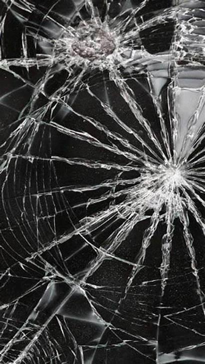 Broken Screen Iphone Cracked Phone 3d Pc