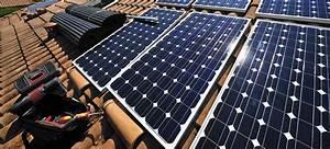 Panneaux Photovoltaiques Prix : le prix d 39 une tuile photovolta que et de sa pose ~ Premium-room.com Idées de Décoration