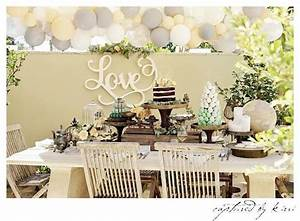 kara39s party ideas rustic outdoor bridal shower kara39s With rustic wedding showers