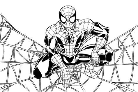 siti per colorare immagini disegni uomo ragno da colorare gratis galleria di immagini