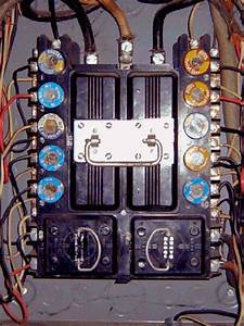Outdated Electrical Panels And Home Wiring Systems