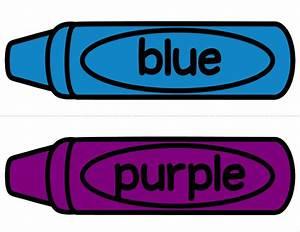 Blue crayon clipart – Gclipart.com