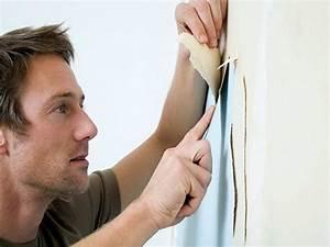 Décollage Papier Peint : d coller le papier peint la main ou avec une d colleuse vapeur ~ Dallasstarsshop.com Idées de Décoration