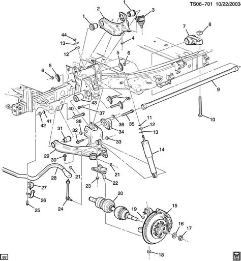 2004 Chevy Silverado Front End Part Diagram by Chevy Silverado Front End Diagram Wiring Diagram