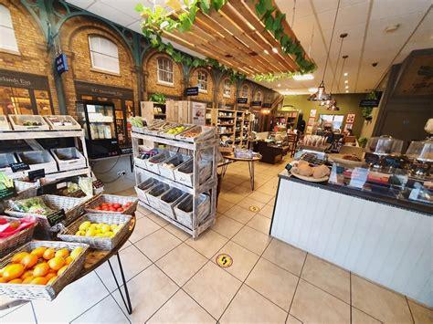 CAFÉ / COFFEE SHOP & ORGANIC DELICATESSEN WITH REAR GARDEN ...