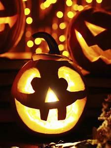 Comment Faire Une Citrouille Pour Halloween : comment creuser une citouille d 39 halloween ~ Voncanada.com Idées de Décoration