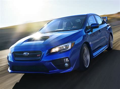 2015 Subaru Wrx Sti Priced From ,495