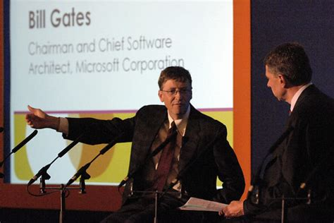 Engage 2005: Bill Gates delivers keynote speech to UK adve ...