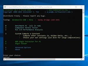 Pi Berechnen : y cruncher benchmark pi berechnen download chip ~ Themetempest.com Abrechnung