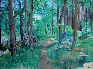 Bilder Bäume Gemalt : ein wald wie gemalt lbild langenhagen ~ Orissabook.com Haus und Dekorationen