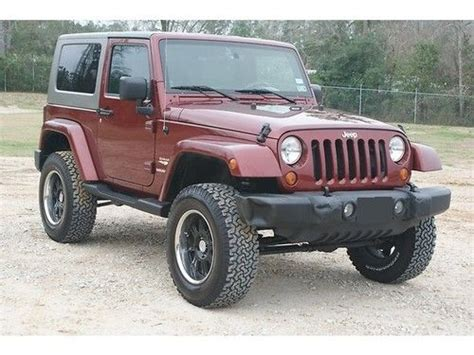 Jeep Wrangler Color Hardtop by Find Used 2007 Jeep Wrangler 4wd Hardtop In Dickson